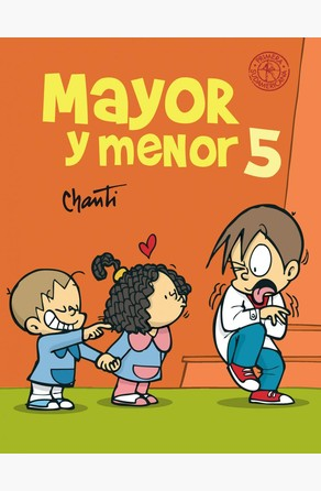 Mayor y menor 5 Chanti