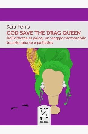 God save the drag queen Sara Perro