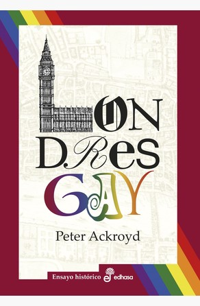 Londres gay Peter Ackroyd