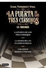 Trilogía La puerta de los tres cerrojos (pack) por                                       Sonia Fernández-Vidal