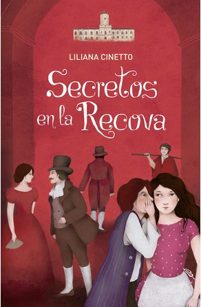 Secretos en la Recova Liliana Cinetto