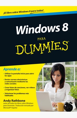 Windows 8 para Dummies Andy Rathbone
