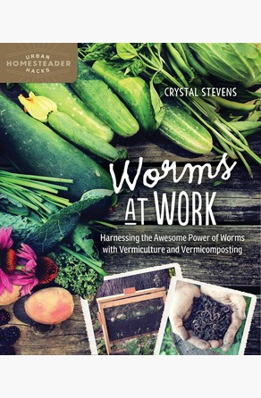 Worms at Work Crystal  Stevens