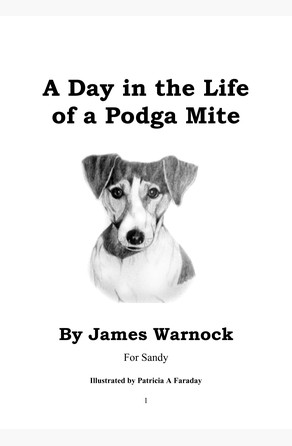 A Day in the Life of a Podga Mite James Warnock