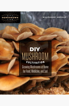 DIY Mushroom Cultivation Willoughby Arevalo