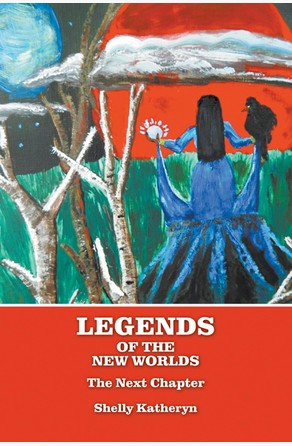 Legends of the New Worlds Shelly  Petryshyn