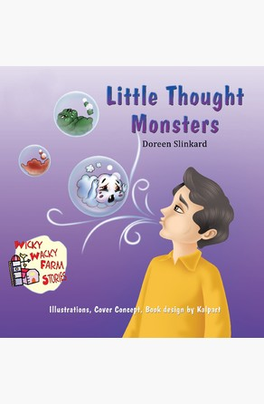 Little Thought Monsters Doreen Slinkard