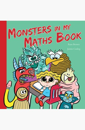 Monsters in My Maths Book Russ Brown