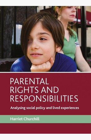 Parental rights and responsibilities Harriet Churchill