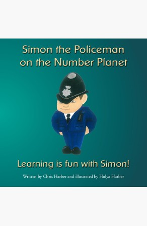Simon the Policeman on The Number Planet Chris (Author) Harber