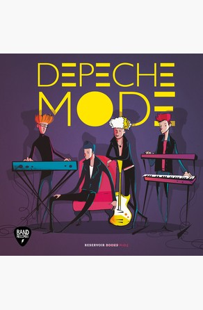 Depeche Mode (Band Records) Soledad Romero Mariño