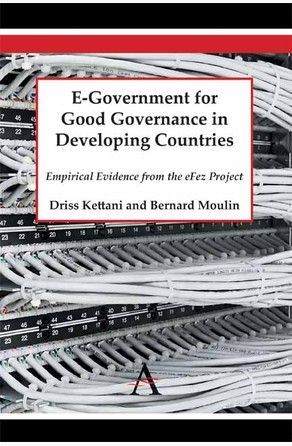 E-Government for Good Governance in Developing Countries Driss Kettani