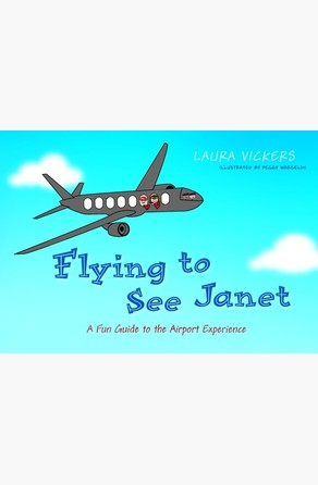 Flying to See Janet Laura Vickers