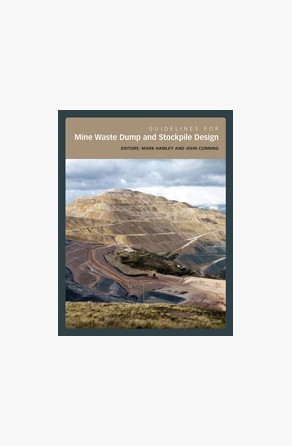 Guidelines for Mine Waste Dump and Stockpile Design Mark Hawley