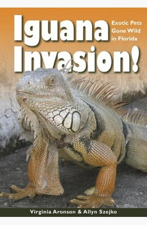 Iguana Invasion! Virginia Aronson