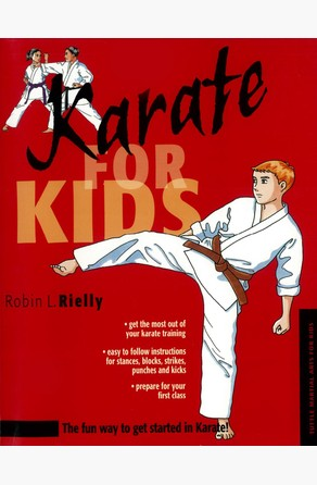 Karate for Kids Robin L. Rielly