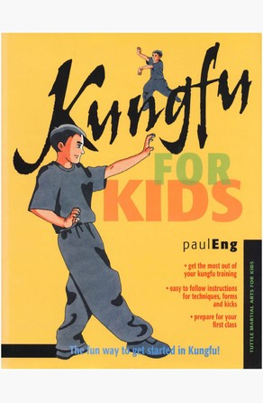 Kungfu for Kids Paul Eng