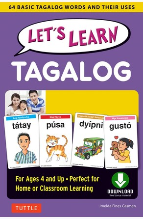 Let's Learn Tagalog Ebook Imelda Fines Gasmen