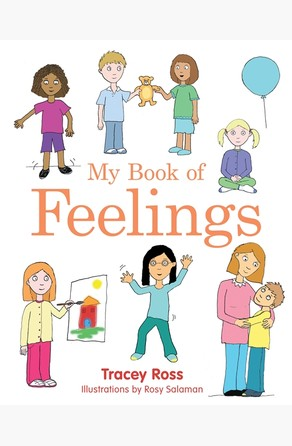 My Book of Feelings Tracey Ross