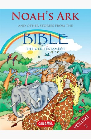Noah's Ark and Other Stories From the Bible Joël Muller