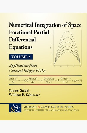 Numerical Integration of Space Fractional Partial Differential Equations William E. Schiesser