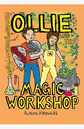 Ollie and the Magic Workshop Alison Knowles