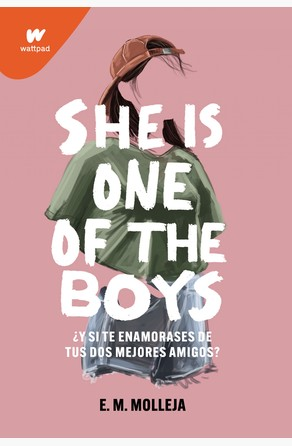 She is one of the boys E.M. Molleja