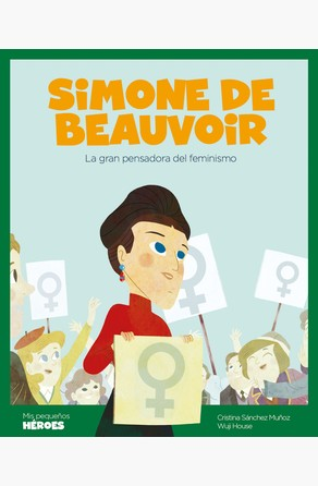 Simone de Beauvoir Cristina Sanchez