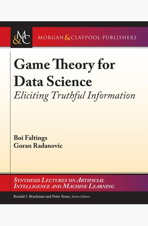 Game Theory for Data Science Boi Faltings