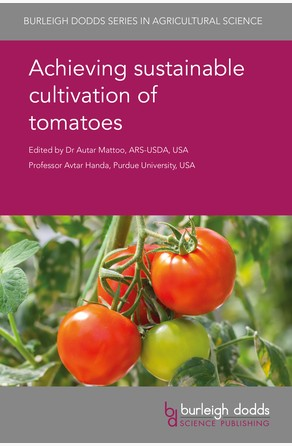 Achieving sustainable cultivation of tomatoes Dr A. K. Mattoo