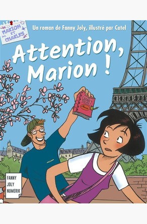 Attention, Marion ! Fanny Joly