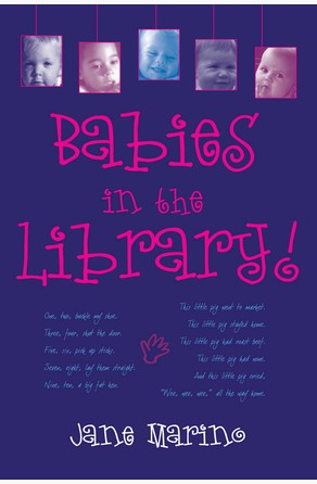 Babies in the Library! Jane Marino