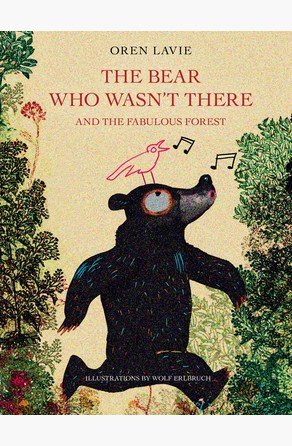 Bear Who Wasn't There Oren Lavie