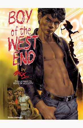 Boy of the West End Zack Fraker
