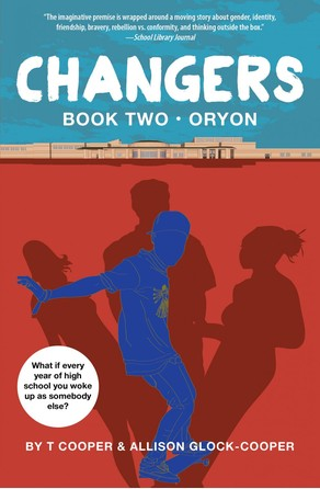 Changers Book Two T Cooper