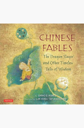 Chinese Fables Shiho S. Nunes