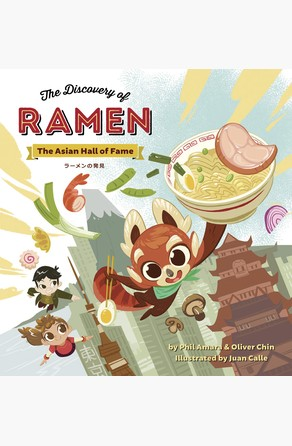 Discovery of Ramen Oliver Chin