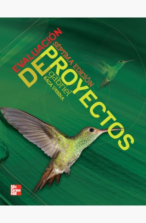 Evaluación de proyectos Gabriel Baca Urbina