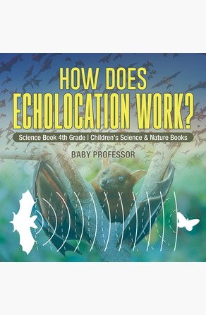 How Does Echolocation Work? Science Book 4th Grade | Children's Science & Nature Books Baby Professor
