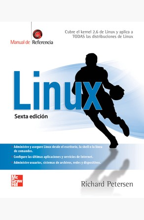Linux: manual de referencia Richard Petersen