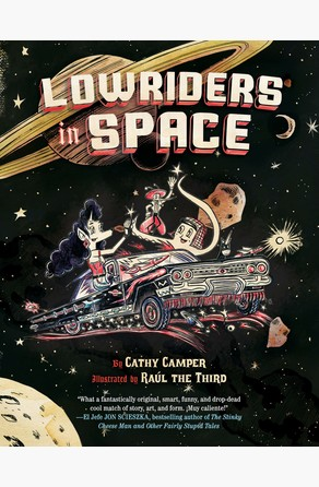 Lowriders in Space Cathy Camper