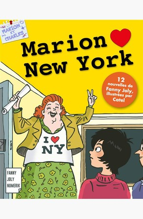 Marion loves New York Fanny Joly