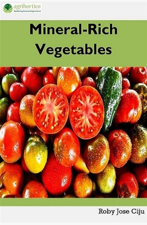Mineral-Rich Vegetables Roby Jose Ciju
