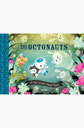 Octonauts and the Great Ghost Reef Meomi