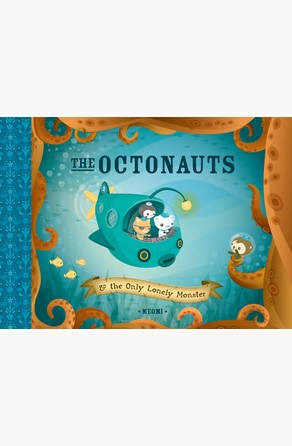 Octonauts and the Only Lonely Monster Meomi