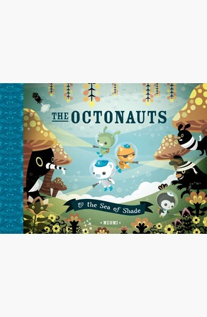 Octonauts and the Sea of Shade Meomi