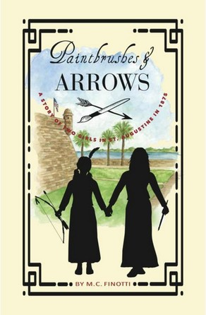 Paintbrushes and Arrows M. C. Finotti