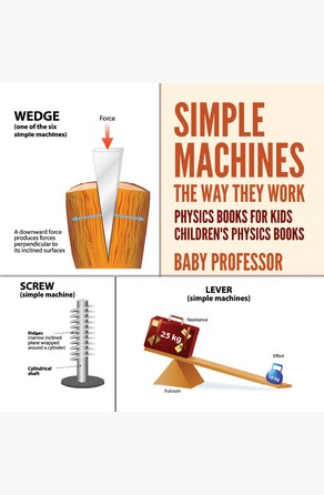 Simple Machines : The Way They Work - Physics Books for Kids | Children's Physics Books Baby Professor