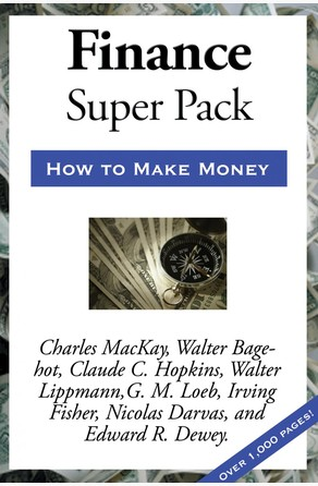 Sublime Finance Super Pack Charles Mackay
