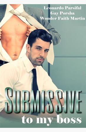 Submissive to my boss 5  Leonardo Parsifal